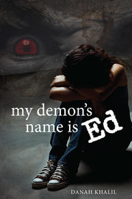 Book Cover My Demon's Name is Ed