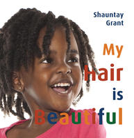 Book Cover My Hair is Beautiful