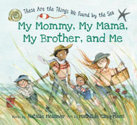 Book Cover My Mommy My Mama My Brother and Me