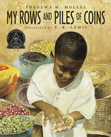 Book Cover My Rows and Piles of Coins