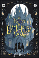 Book Cover Mystery of Black Hollow Lane