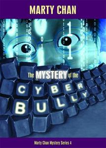 Book Cover Mystery of the Cyber Bully