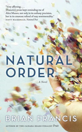 Book Cover Natural ORder