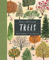 Book Cover Nature All Around Trees
