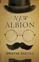 Book Cover New Albion