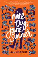 Book Cover Nice Try, Jane Sinner