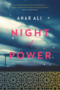 Book Cover Night of Power