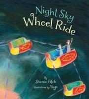Book Cover Night Sky Wheel Ride