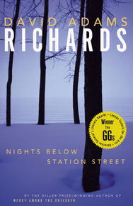 Book Cover Nights Below Station Street