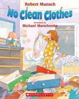 Book Cover No Clean Clothes