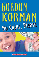 Book Cover No Coins Please