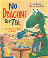 Book Cover No Dragons for Tea