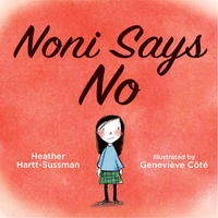 Book Cover Noni Says No