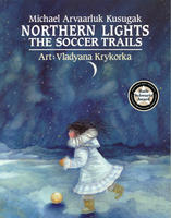 Book Cover Northern Lights