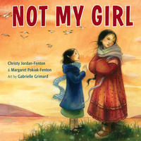 Book Cover Not My Girl