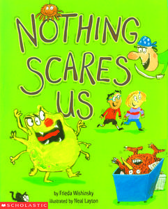 Book Cover Nothing Scares Us