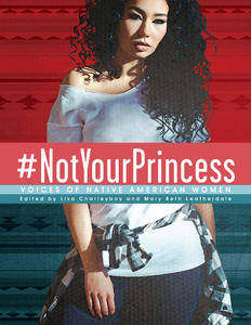 Book Cover #NotYourPrincess