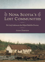 Book Cover Nova Scotia's Black Communities