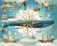 Book Cover Ocean Meets Sky