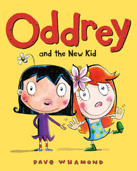 Book Cover Oddrey and the New Kid