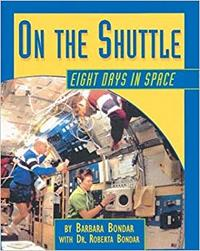 Book Cover On the Shuttle