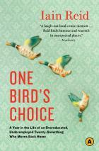 Book Cover One Bird's Choice