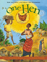 Book Cover One Hen