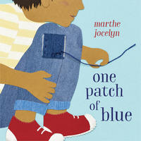 Book Cover One Patch of Blue