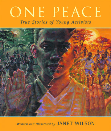 Book Cover One Peace