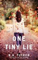 Book Cover One Tiny Lie