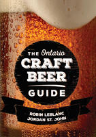 Book Cover Ontario Craft Beer Guide
