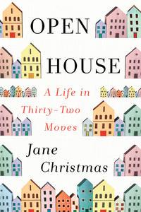 Book Cover Open House