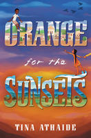 Book Cover Orange for the Sunsets