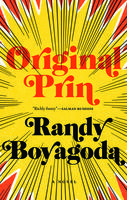 Book Cover Original Prin