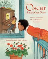 Book Cover Oscar Lives Next Door