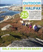 Book Cover Outdoor Adventures in Halifax