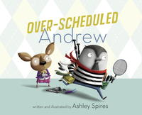Book Cover Over Scheduled Andrew