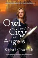 Book Cover Owl and the City of Angels