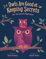 Book Cover Owls Are Good at Keeping Secets
