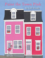 Book Cover Paint the Town Pink
