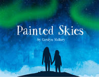 Book Cover Painted Skies