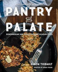 Book Cover Pantry and Palate