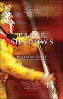 Book Cover Paper Shadows