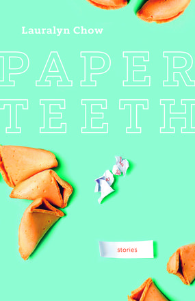 Book Cover Paper Teeth