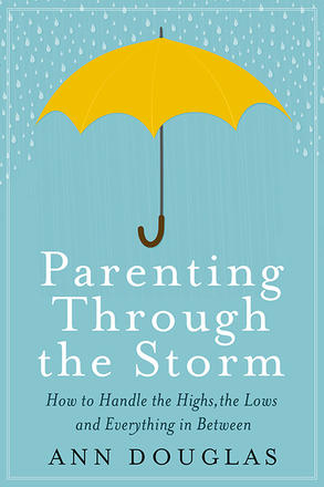 Book Cover Parenting Through the Storm