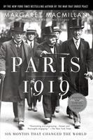 Book Cover Paris 1919