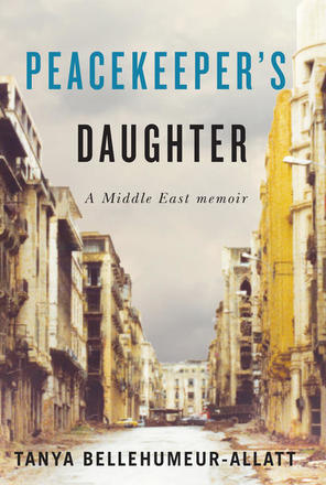 Book Cover Peacekeeper's Daughter
