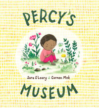 Book Cover Percy's Museum