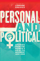 Book Cover Personal and Political