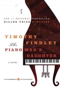 Book Cover Piano Mans Daughter